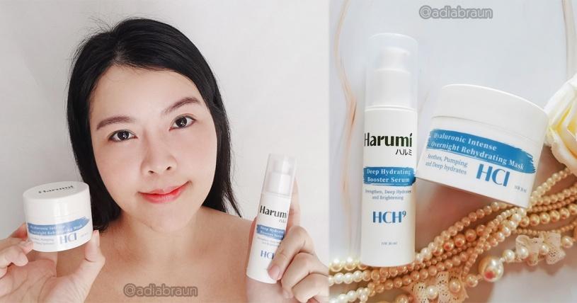 Harumi Serum & Sleeping Mask