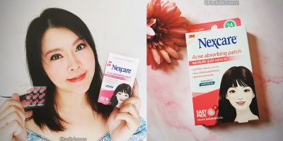 Nexcare Acne Absorbing Patch